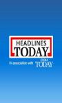Headlines Today Official App screenshot 1/1
