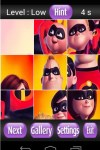 The Incredibles 2 Puzzle screenshot 2/6