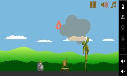 Monkey Skateboard Run screenshot 2/3