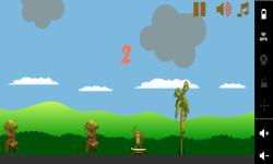 Monkey Skateboard Run screenshot 3/3