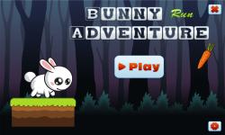 Bunny Run Adventure screenshot 1/5