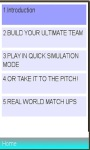 FIFA 15 Ultimate Team Play info screenshot 1/1