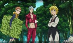 The Seven Deadly Sins Anime screenshot 2/4