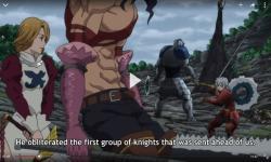 The Seven Deadly Sins Anime screenshot 3/4