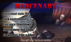 Mercenary screenshot 1/1