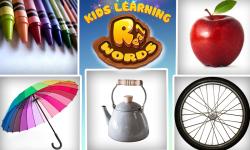 Kids Learning Real Words screenshot 1/6