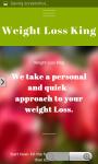 Speed up weight  loss king   screenshot 1/1
