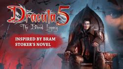 Dracula 5 The Blood Legacy HD real screenshot 4/5