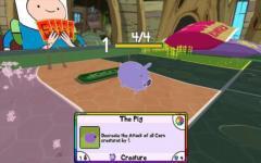 Card Wars Adventure Time personal screenshot 6/6