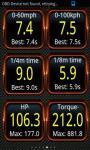 Torque Pro OBD 2 and Car original screenshot 3/6