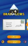 Brain Gems - Fun crossword and word jumble game screenshot 3/3