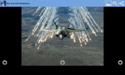 Hot War Aircraft Wallpapers screenshot 6/6