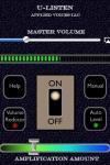 uListen - Sound Amplifier screenshot 1/1