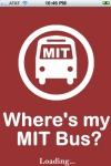 Where's My MIT Bus? screenshot 1/1