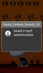 Funny Cartoon Sounds Effects screenshot 3/4