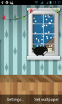 Indie Cats Christmas Live Wallpapers screenshot 2/3
