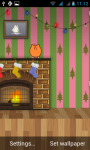 Indie Cats Christmas Live Wallpapers screenshot 3/3