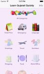 Learn Gujarati Quickly Freee screenshot 1/4