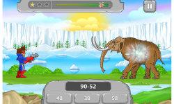 Math vs Dinosaurs Kids Games screenshot 1/5