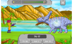 Math vs Dinosaurs Kids Games screenshot 2/5