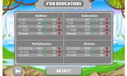 Math vs Dinosaurs Kids Games screenshot 3/5