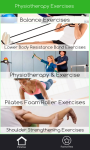 Physiotherapy Exercises for All screenshot 1/1