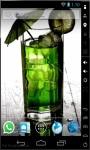 Tropical Drink Live Wallpaper screenshot 1/2