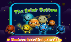 The Solar System  by BabyBus screenshot 1/5