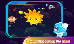 The Solar System  by BabyBus screenshot 2/5
