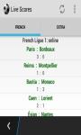 LigueScores screenshot 3/3