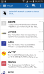 TBOX - Clean and Organized SMS screenshot 1/3