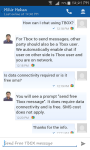 TBOX - Clean and Organized SMS screenshot 3/3