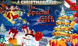 Free Hidden Object Games - The Special Gift screenshot 1/4