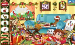 Free Hidden Object Games - The Special Gift screenshot 3/4