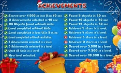 Free Hidden Object Games - The Special Gift screenshot 4/4