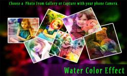 Water Color Effect screenshot 1/6