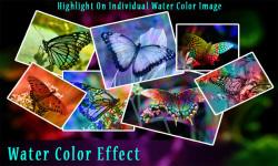 Water Color Effect screenshot 4/6