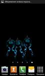 Dancing aliens galaxy LiveWP screenshot 3/6
