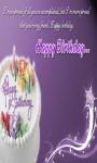 Birthday Cards Birthday Frames Birthday Wallpaper screenshot 1/6