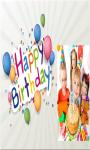 Birthday Cards Birthday Frames Birthday Wallpaper screenshot 4/6