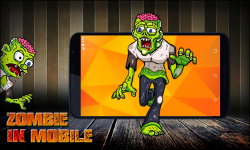 Zombie in mobile screenshot 1/4
