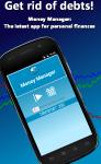 Simple Money Manager screenshot 1/4
