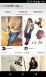 Fashion Styles CoordiSnap screenshot 1/6