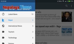 Nepalaya Times screenshot 6/6