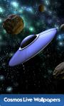 Cosmos Live Wallpapers screenshot 1/6