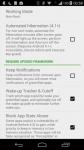 Greenify entire spectrum screenshot 5/6