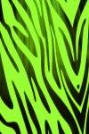 Green Zebra Print Live Wallpaper screenshot 1/2