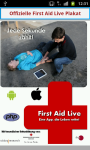 FirstAidLive - Mobile Health screenshot 1/4