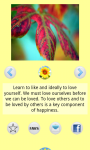 How To Be Happy Quotes screenshot 3/3
