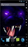 Scary Panther Live Wallpaper screenshot 1/2